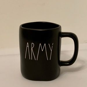 Rae Dunn ARMY Mug